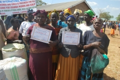 ACTV Women Liveilhood Groups in Gulu District